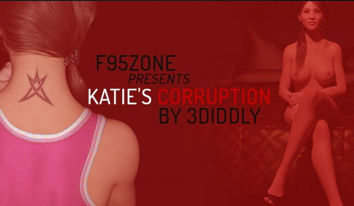 Katie's Corruption Adult Game Cover