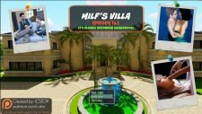 Milf's Villa 18+ Adult game cover