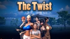 The Twist 18+ Adult game cover