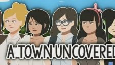 A Town Uncovered 18+ Adult game cover