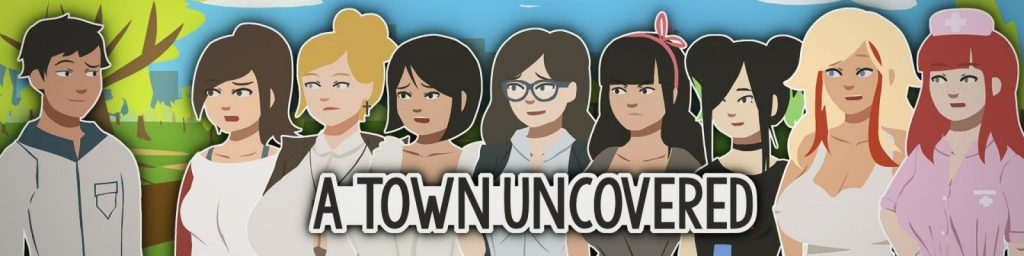 A Town Uncovered Adult Game Cover