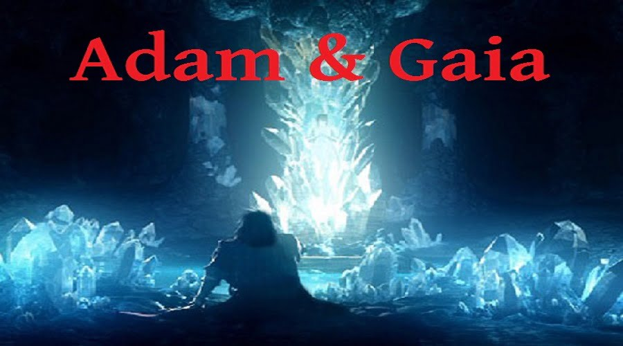 Adam and Gaia Adult Game Cover