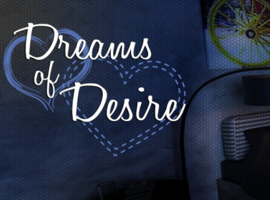 Dreams of Desire Adult Game Cover