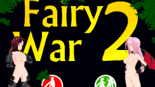 Fairy War 2 18+ Adult game cover