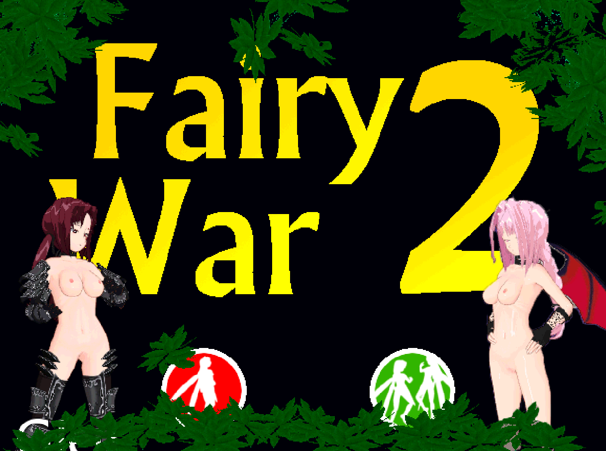 Fairy War 2 Adult Game Cover