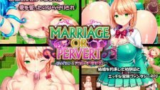 Marriage Or Pervert 18+ Adult game cover
