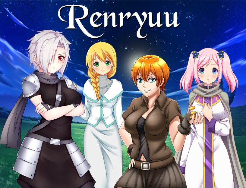 Renryuu: Ascension Adult Game Cover