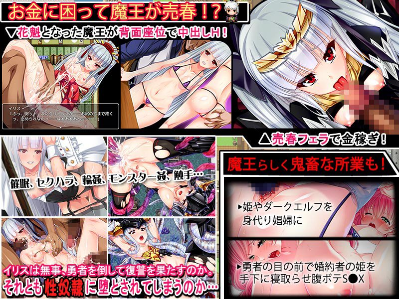 The Counterwar of Queen Ilyss Adult Game Cover