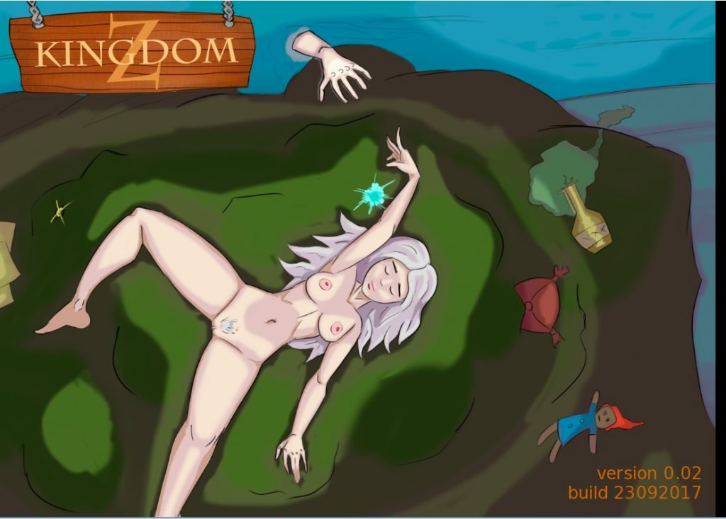 Z Kingdom Adult Game Cover
