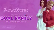 Dual Family 18+ Adult game cover