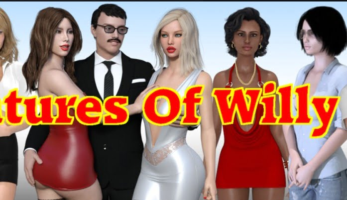 Adventures of Willy D Adult Game Cover