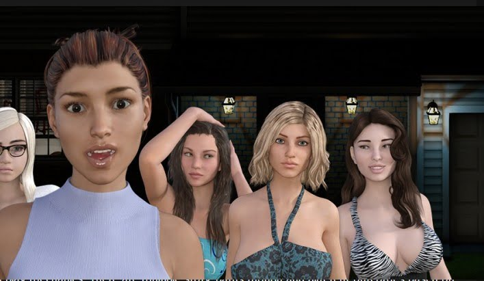 House Party Adult Game Cover