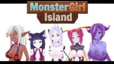 Monster Girl Island 18+ Adult game cover