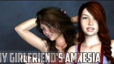 My Girlfriend's Amnesia 18+ Adult game cover