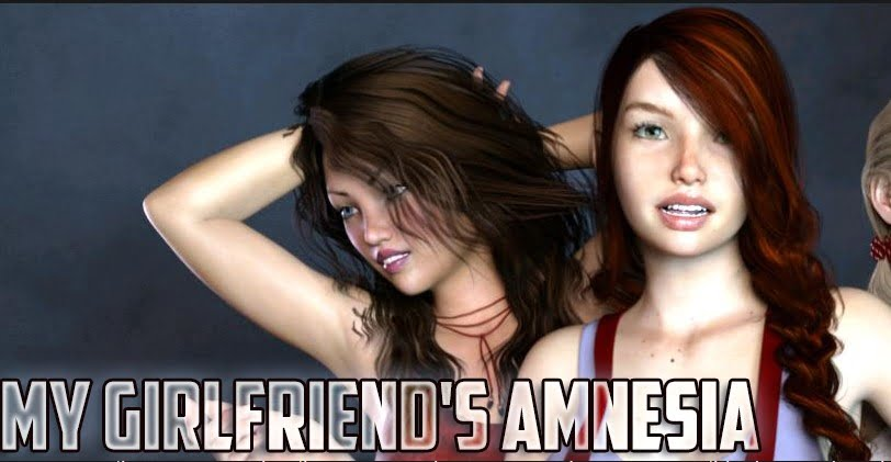 My Girlfriend's Amnesia Adult Game Cover