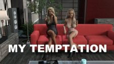 My Temptation 18+ Adult game cover