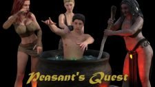 Peasant's Quest 18+ Adult game cover
