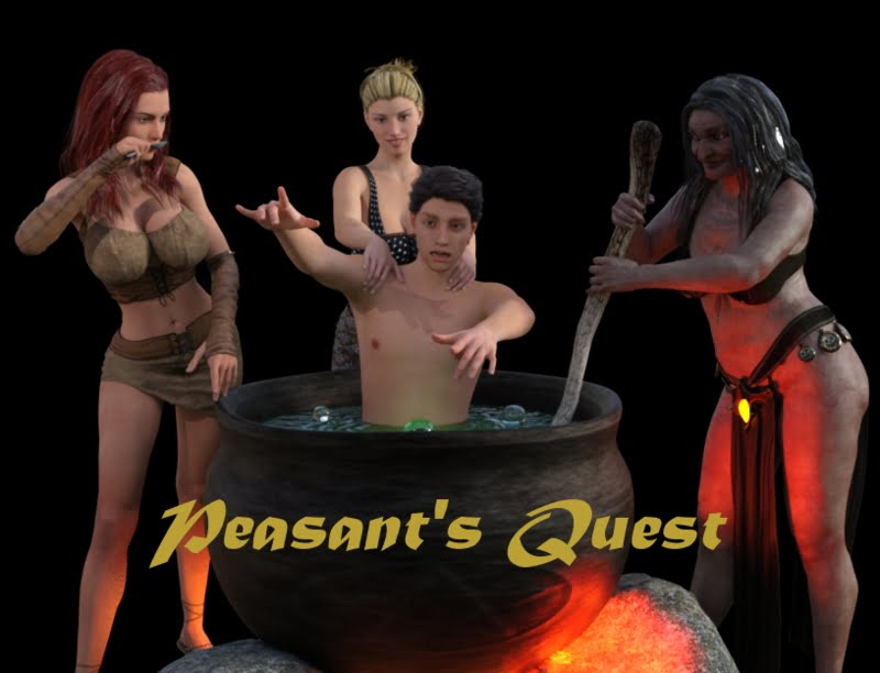 Peasant's Quest Adult Game Cover