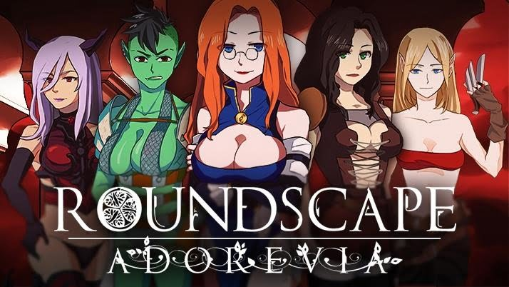 Roundscape Adorevia Adult Game Cover