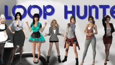 Time Loop Hunter 18+ Adult game cover