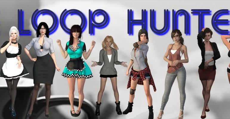 Time Loop Hunter Adult Game Cover