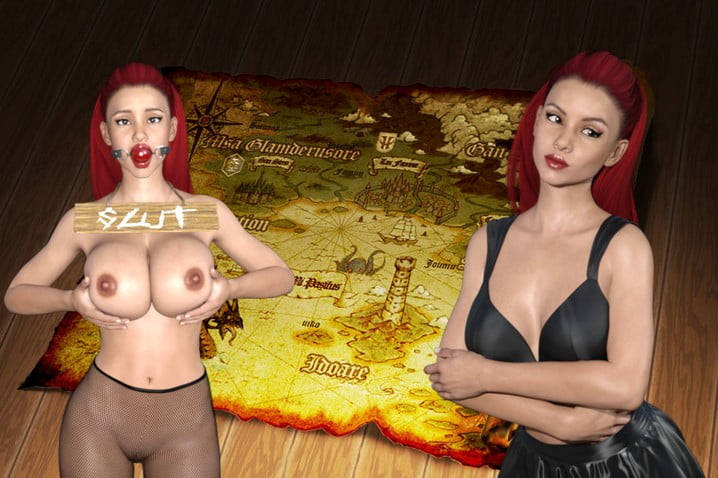 A New Dawn Adult Game Cover