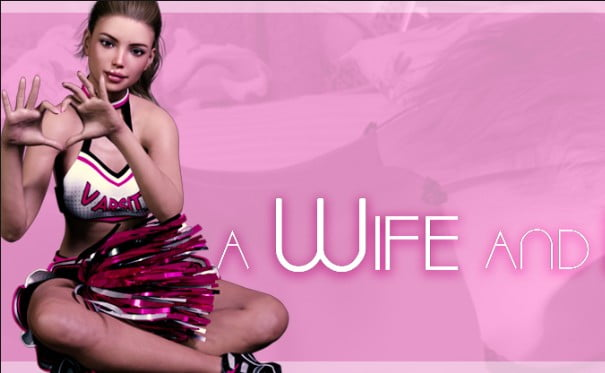 A Wife And Mother Adult Game Cover