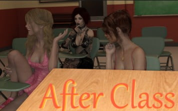 After Class Adult Game Cover
