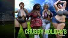 Chubby Holiday 18+ Adult game cover