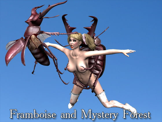 Framboise and Mystery Forest Adult Game Cover