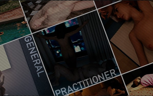 General Practitioner Adult Game Cover
