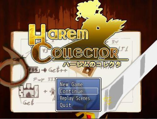 Harem Collector Adult Game Cover