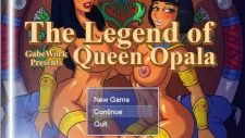 Legend of Queen Opala 18+ Adult game cover