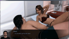 Lost in Temptation 18+ Adult game cover