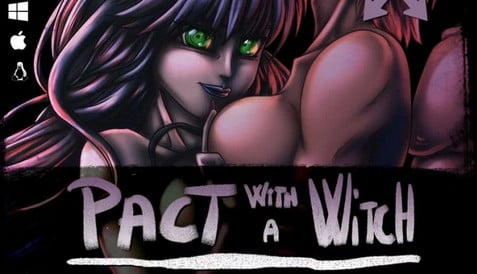 Pact With A Witch Adult Game Cover