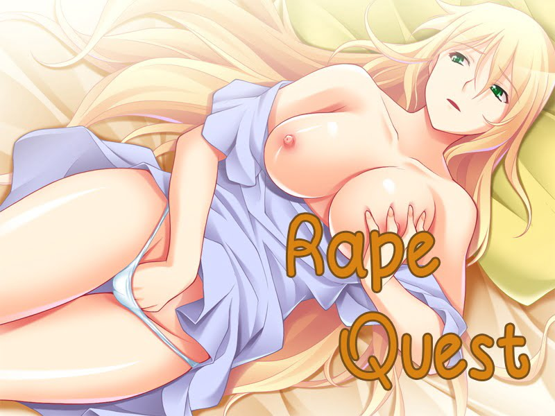 Rape Quest Adult Game Cover