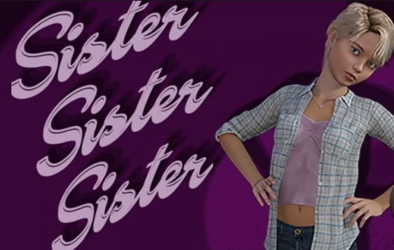 Sister, Sister, Sister Adult Game Cover
