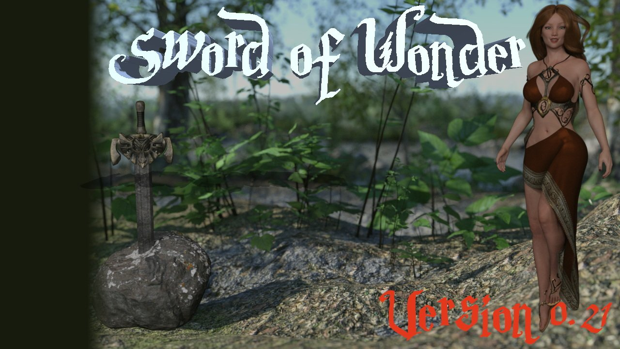 Sword of Wonder Adult Game Cover
