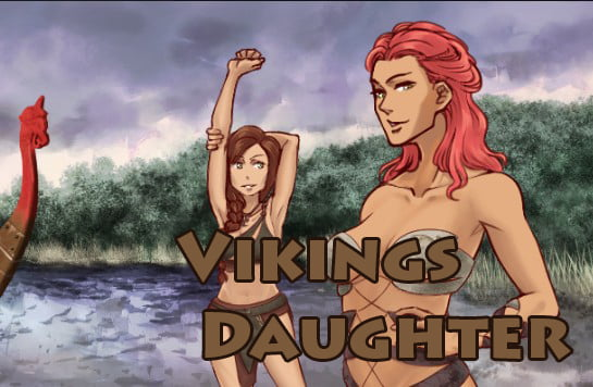 Vikings Daughter Adult Game Cover