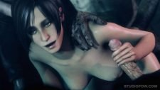 Zombies Gangbang Ada Wong Adult Animation