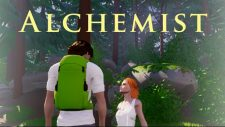 Alchemist 18+ Adult game cover