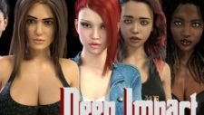 Deep Impact 18+ Adult game cover