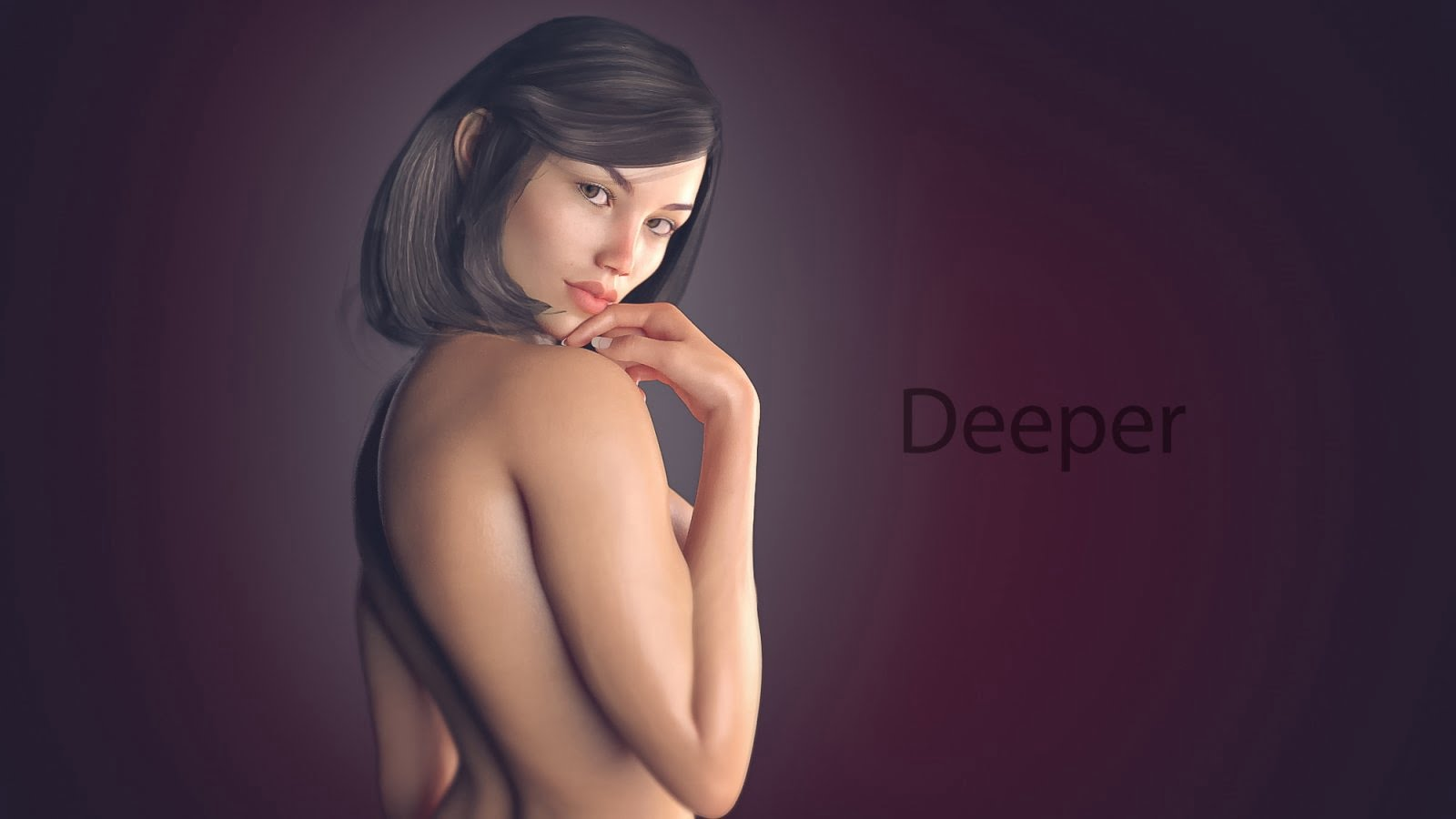 Deeper Adult Game Cover