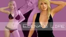 Elena's Life 18+ Adult game cover