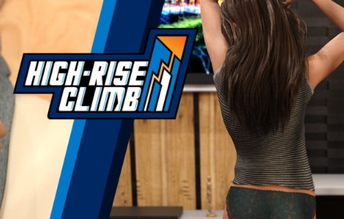 High-Rise Climb Adult Game Cover
