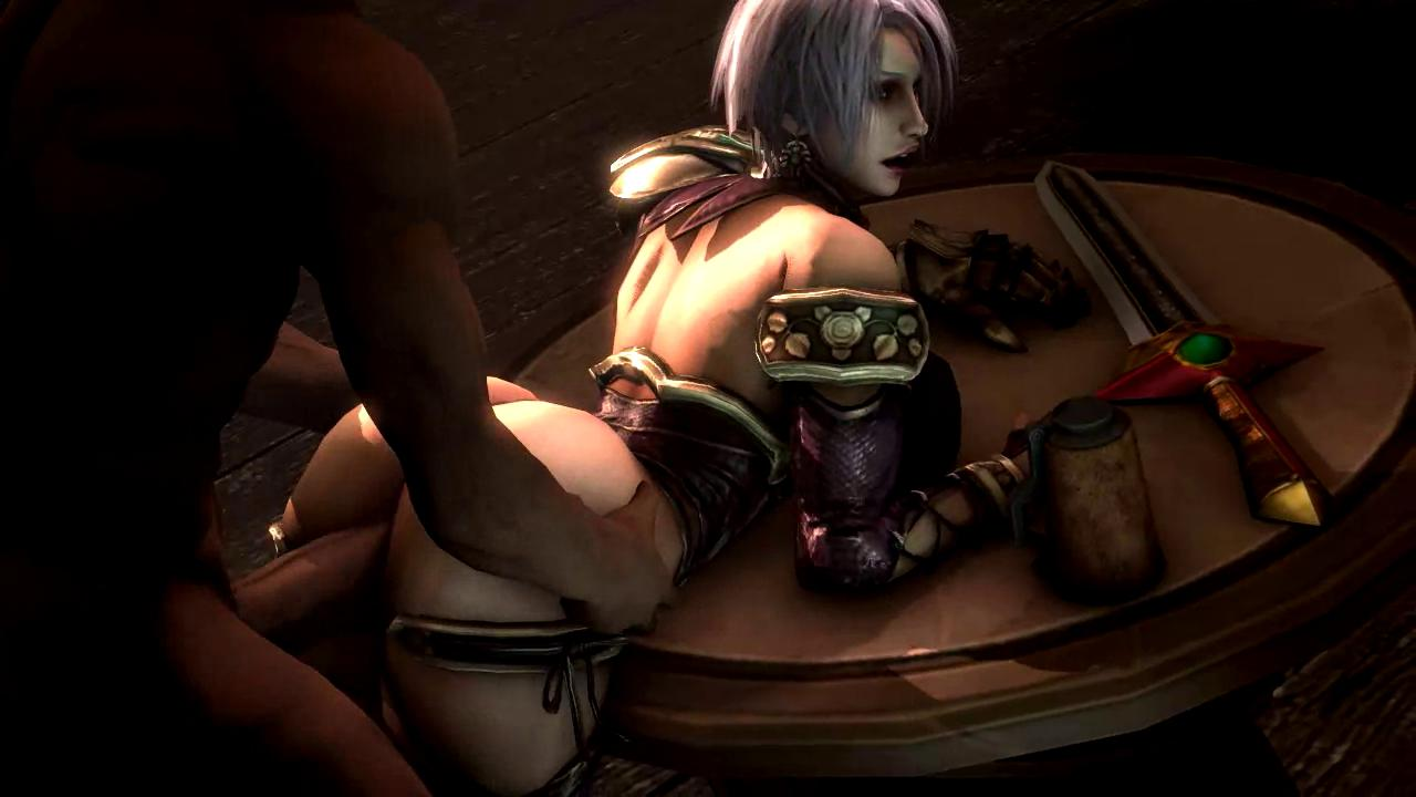 Ivy Valentine Taking dick from Behind
