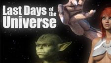 Last Days Of The Universe 18+ Adult game cover