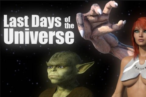 Last Days Of The Universe Adult Game Cover