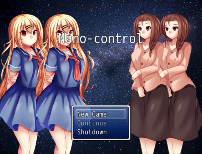 Nano-control Adult Game Cover