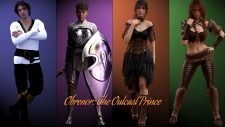 Obrenor: The Outcast Prince 18+ Adult game cover